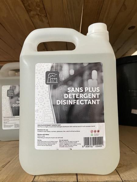 Sans plus detergent 5l picture