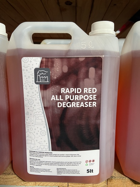 Pink degreaser 5l picture