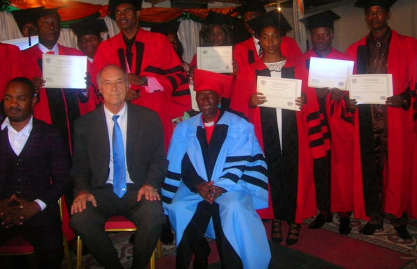 ZAMBIA - ISIBUSISO SOLWAZI SCHOOL OF THEOLOGY picture