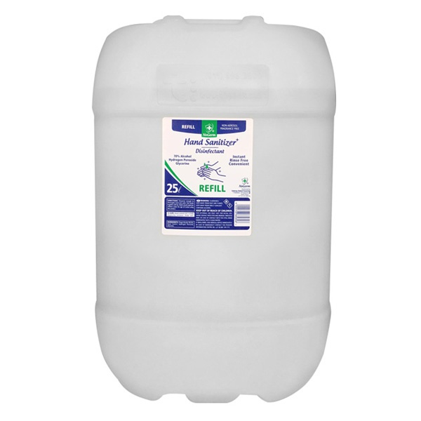 25 l hand sanitizer  refill picture