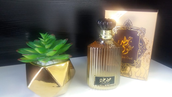 Golden oud picture