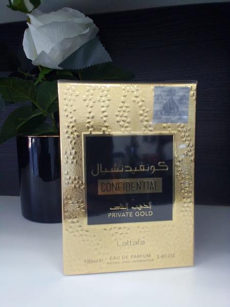 Confidential -private gold picture