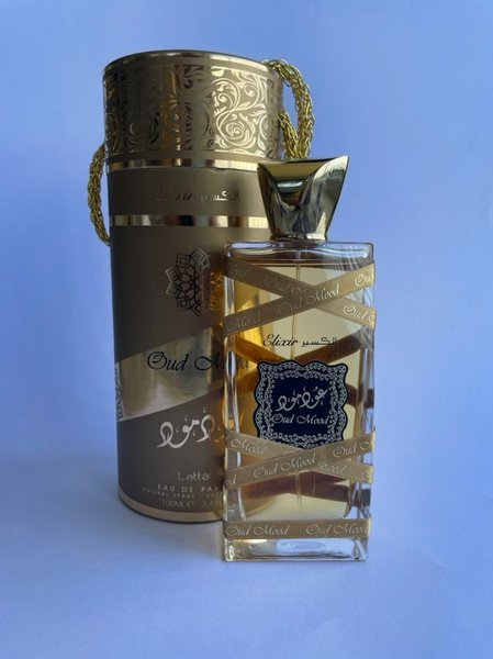 Oud mood - gold  100ml picture