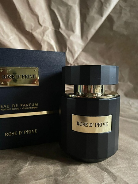 Rose d'prive picture