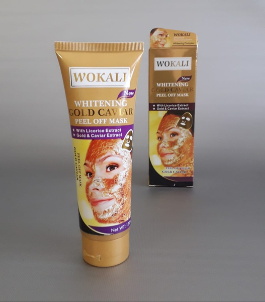 Gold caviar peel off mask 130ml picture