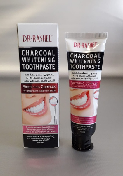 100ml dr rachel whitening toothpaste picture
