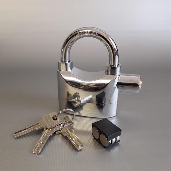 Security alarm lock picture