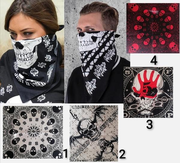 100% cotton bandanas picture