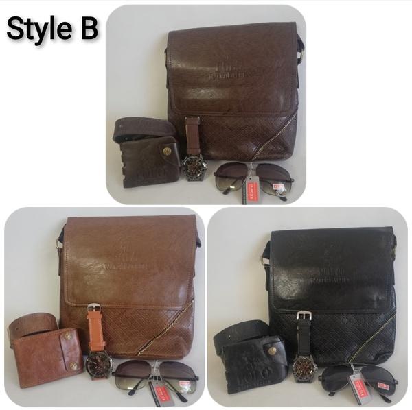 Style b satchel set picture