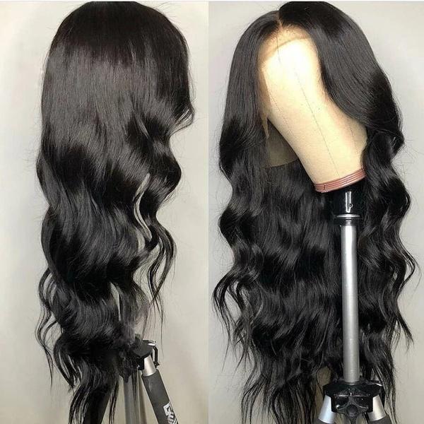 Brazilian body wave wig picture