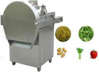 Chopping vegetable machine picture
