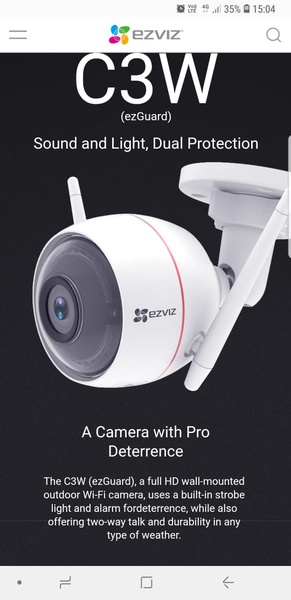 Wireless ip cameras picture