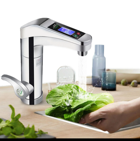 Instant hot water tap with top digital display(on order) picture