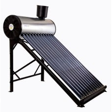 Kwikot low pressure 110 litre kwikot solar geyser - direct system close coupled – cistern type picture