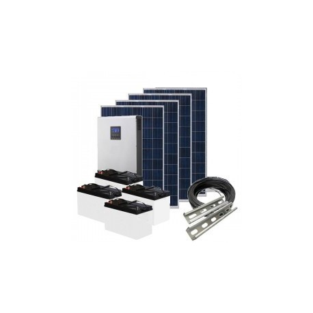 3kva 3000 watt hybrid system extra picture