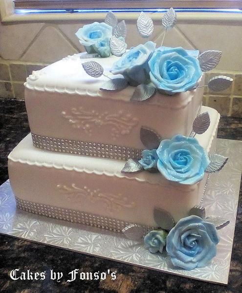 Wedding cakes picture