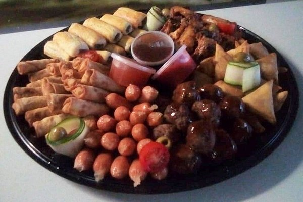 Snack platter picture