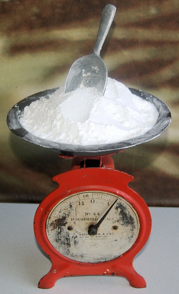 Icing sugar 1kg picture
