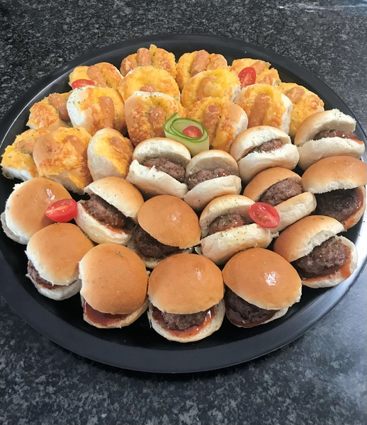 Kiddies platter picture