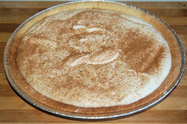 Milk tart picture