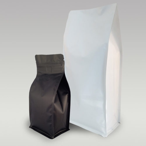 Coffee pouches picture