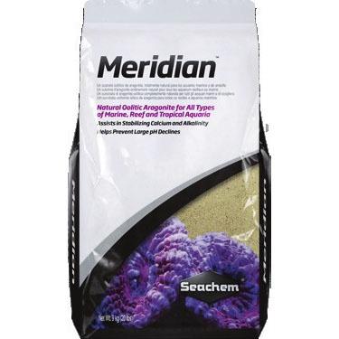 Seachem meridian aragonite substrate picture