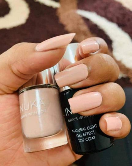 INUKA Nail Polish & Gel Effect Top Coat picture