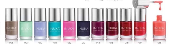 Colour stay nail polish picture