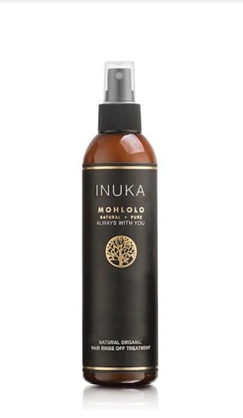 Natural moisturising hair & braid spray picture