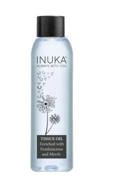 Tissue oil picture