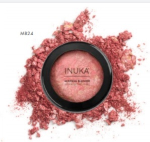 Mineral blusher picture