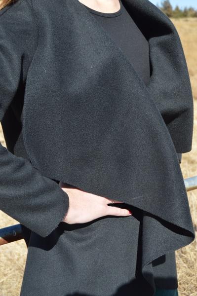 Black jacket picture