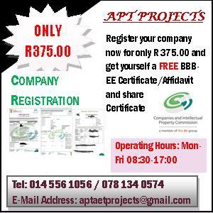 Company certificate (CK) picture