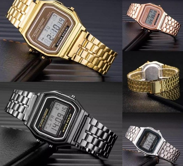 Classic watches picture
