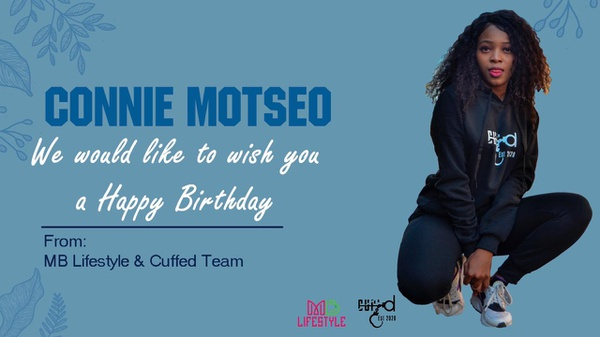 Happy Birthday To Connie Motseo picture