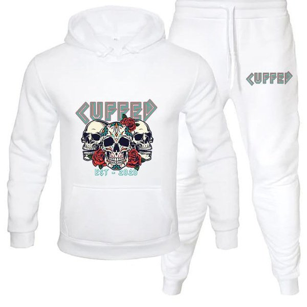 Full skull tracksuits picture