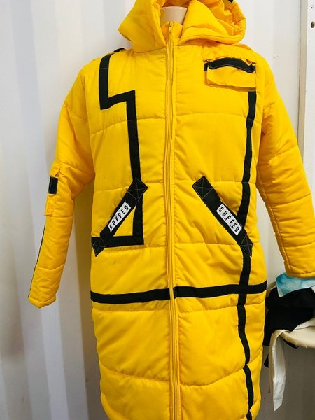Long bomba jackets picture