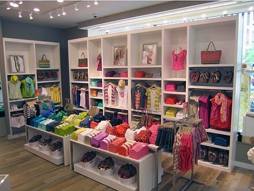 Clothing, jewelry and beauty products retailer picture