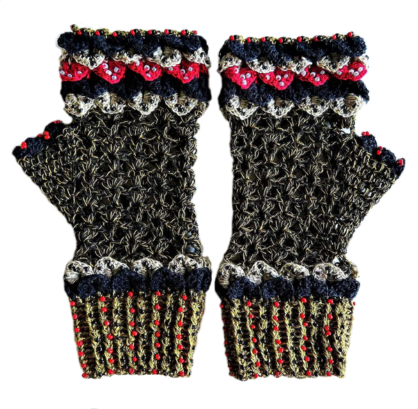 Adult 'game of thrones' mittens – l-xl picture