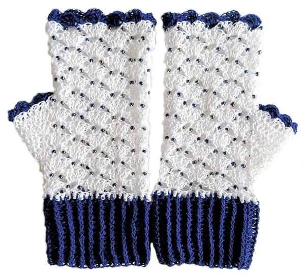 Adult plain mittens – m-l picture