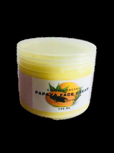 Papaya face cream picture