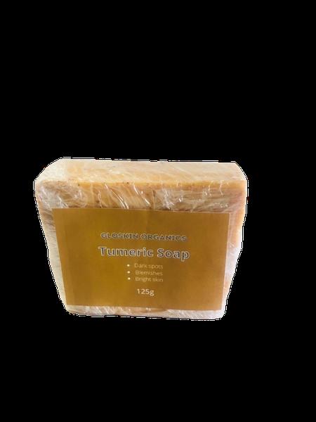 Tumeric soap picture