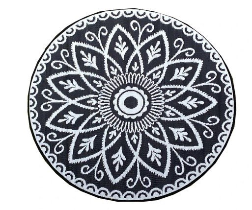 Outdoor rugs - round picture