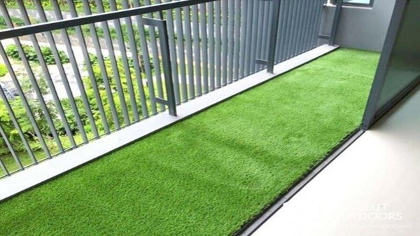 25mm pile height - artificial turf picture