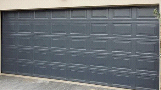 Garage doors picture