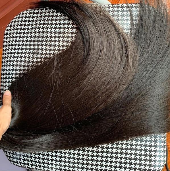 Human hair type: Brazilian, Paruvian & Malaysian picture