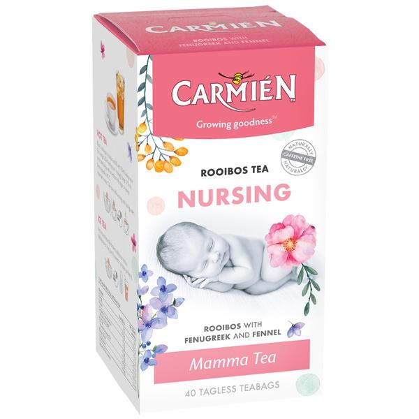 Carmien nursing tea large box picture