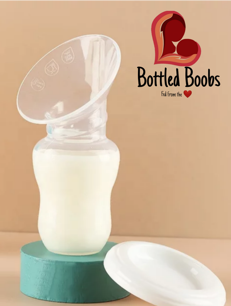 Silicone manual breast pumps picture