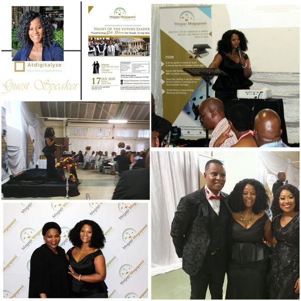 Highlights from the Mogapi Mogapaesi Foundation's Night of Future Leaders picture