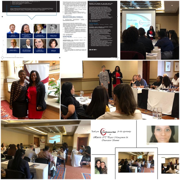 Highlights from the IT Project Management & Innovation Summit picture